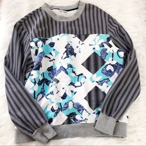 Peter Pilotto for Target floral Sweatshirt